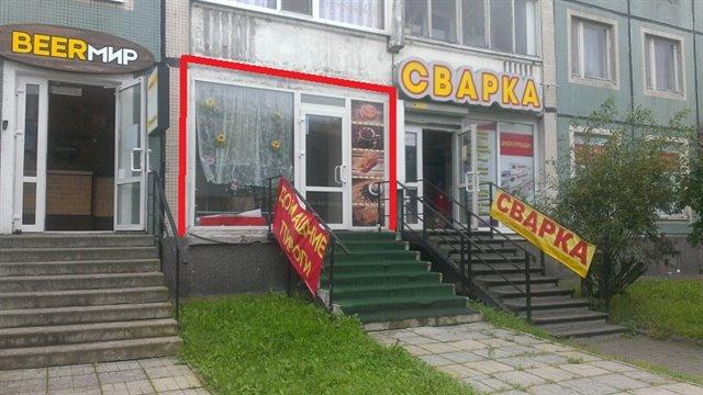 Помещение свободного назначения 35 кв.м., Выборгский район