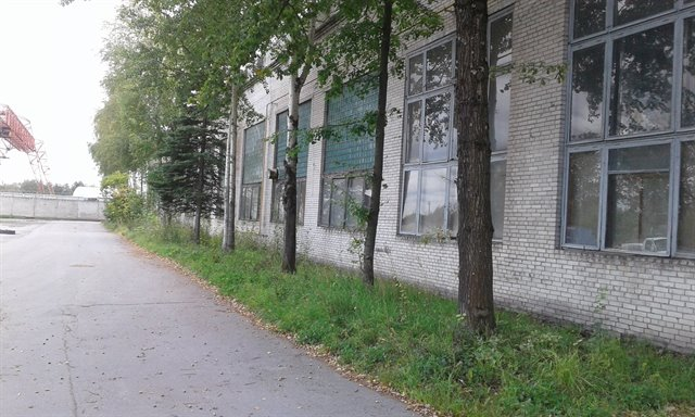 Производственное помещение 8436 кв.м., Колпинский район