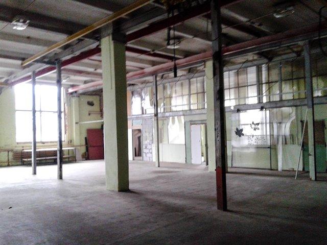 Производственное помещение 1153 кв.м., Невский район