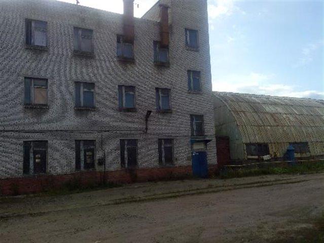 Складское помещение 1714 кв.м., Московский район