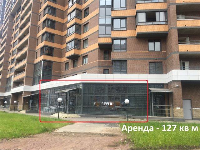Торговое помещение 127 кв.м., Всеволожский район ЛО