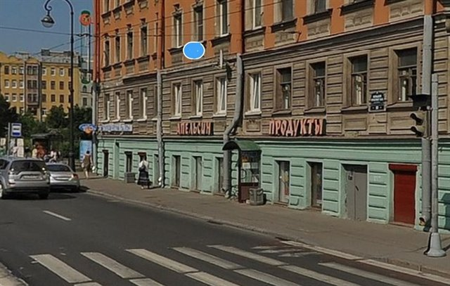 Торговое помещение 122 кв.м., Василеостровский район