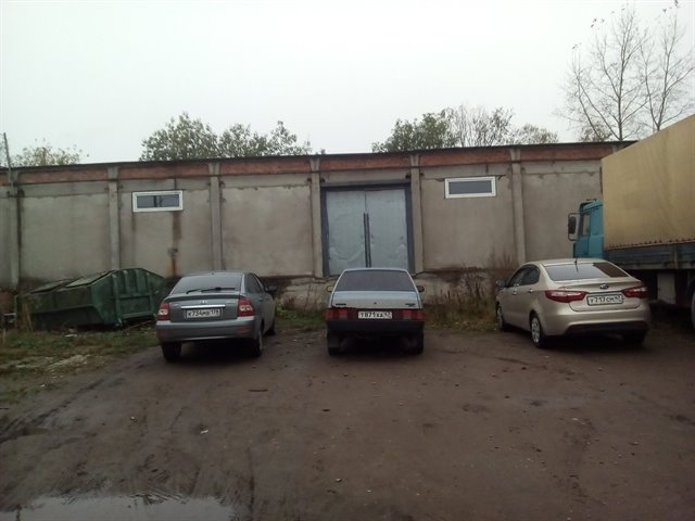 Производственное помещение 1000 кв.м., Колпинский район
