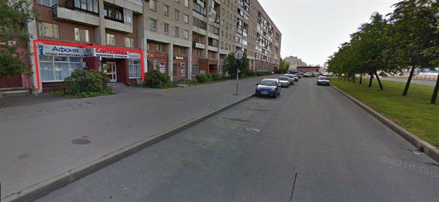 Помещение свободного назначения 154 кв.м., Выборгский район