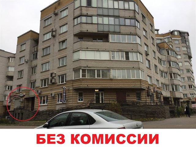 Помещение свободного назначения 120 кв.м., Выборгский район