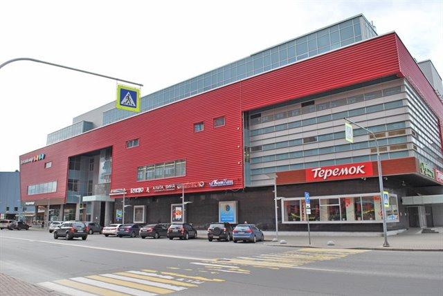 Торговое помещение 2392 кв.м., Василеостровский район