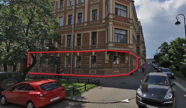 Помещение свободного назначения 235 кв.м., Василеостровский район