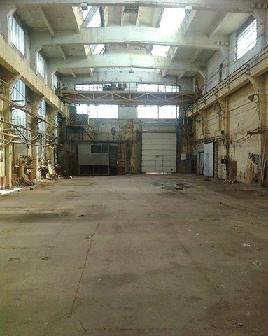 Складское помещение 1800 кв.м., Невский район