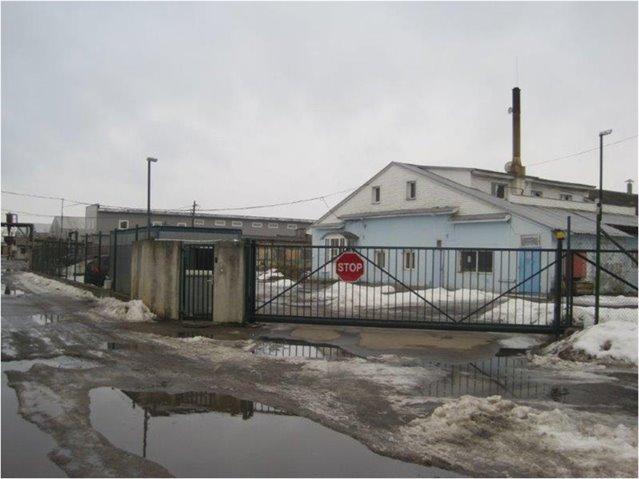 Складское помещение 1627 кв.м., Ломоносовский район ЛО