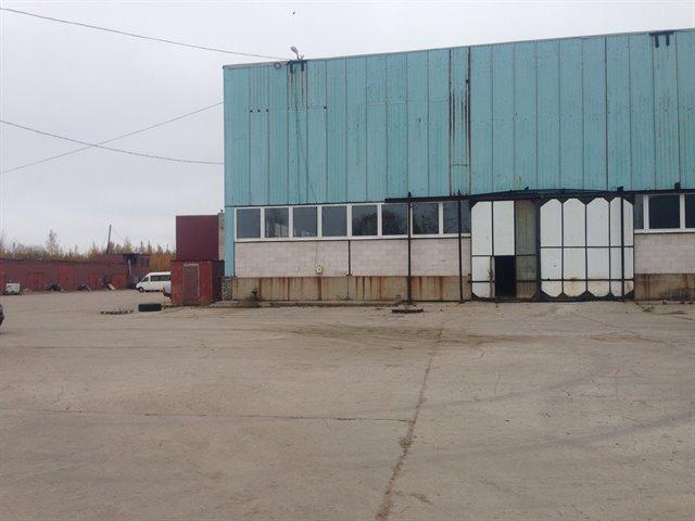 Производственное помещение 3400 кв.м., Кронштадский район