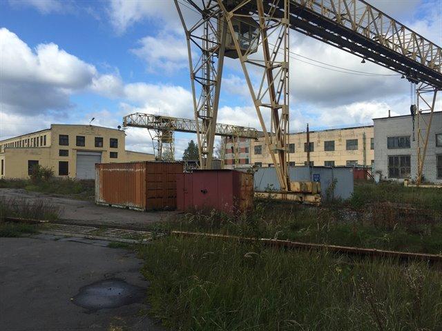 Производственное помещение 1000 кв.м., Кировский район ЛО