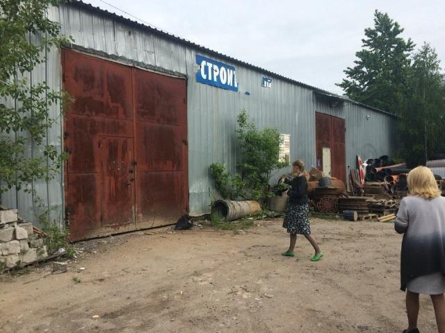 Производственное помещение 524 кв.м., Выборгский район