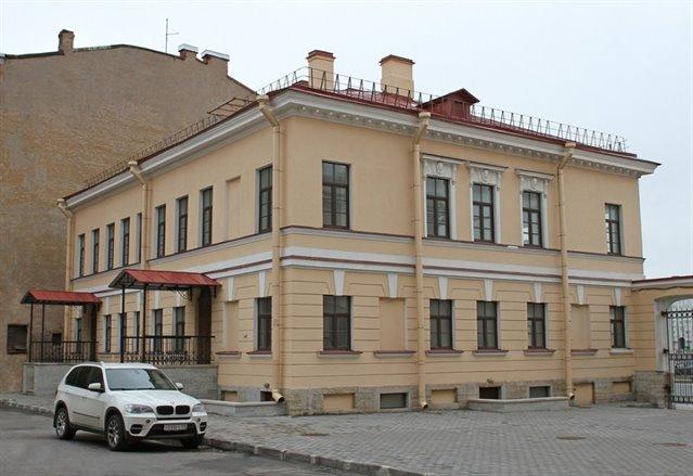 Гостиница 916 кв.м., Центральный район