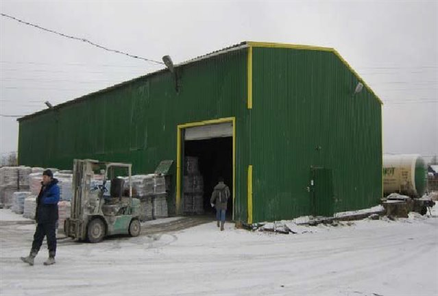 Продажа складского помещения в Санкт-Петербурге