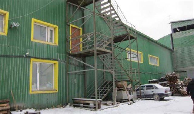 Складское помещение 2544 кв.м., Гатчинский район ЛО
