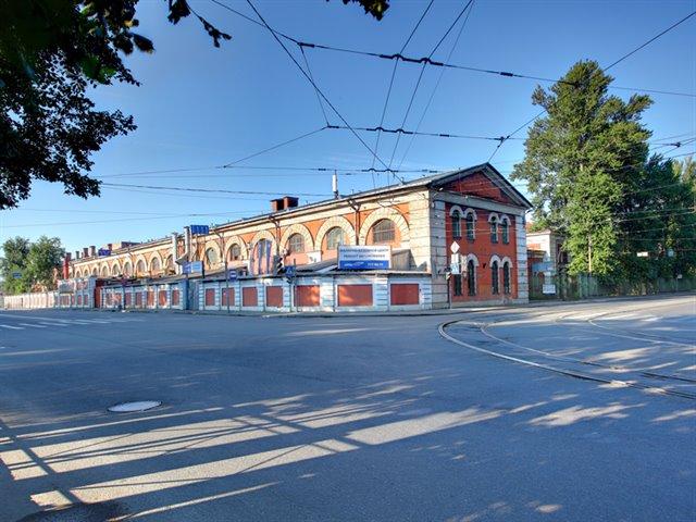 Автосервис 1404 кв.м., Калининский район