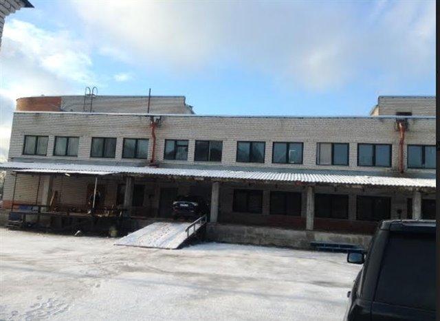 Производственное помещение 1802 кв.м., Всеволожский район ЛО