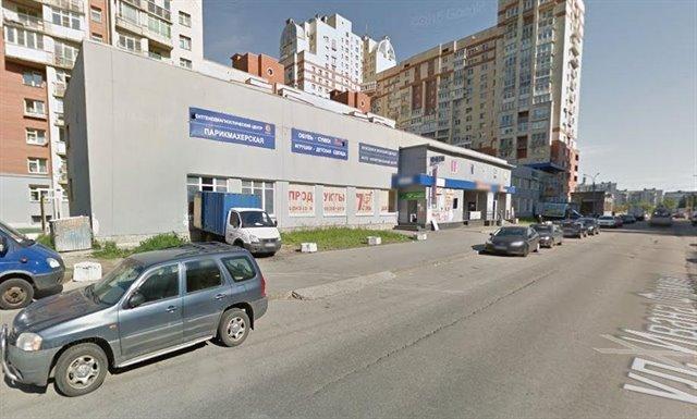 Помещение свободного назначения 1414 кв.м., Выборгский район