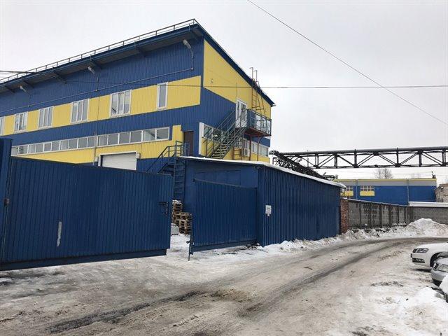 Производственное помещение 1439 кв.м., Невский район