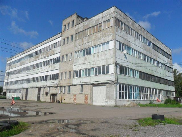 Производственное помещение 1500 кв.м., Кировский район ЛО