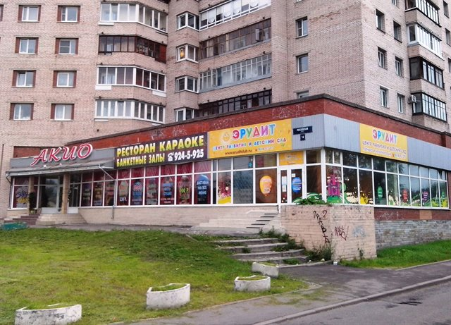 Общепит 540 кв.м., Невский район