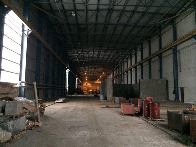 Производственное помещение 2592 кв.м., Всеволожский район ЛО