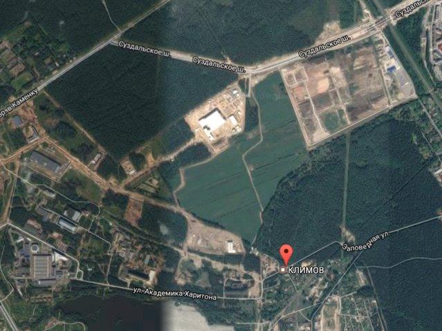 Земельный участок 630 кв.м., Приморский район