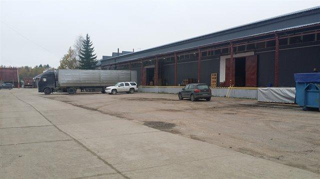 Производственное помещение 8853 кв.м., Всеволожский район ЛО