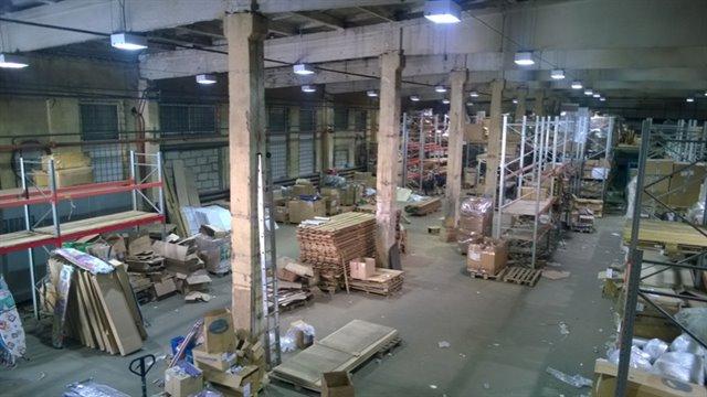 Производственное помещение 1134 кв.м., Фрунзенский район