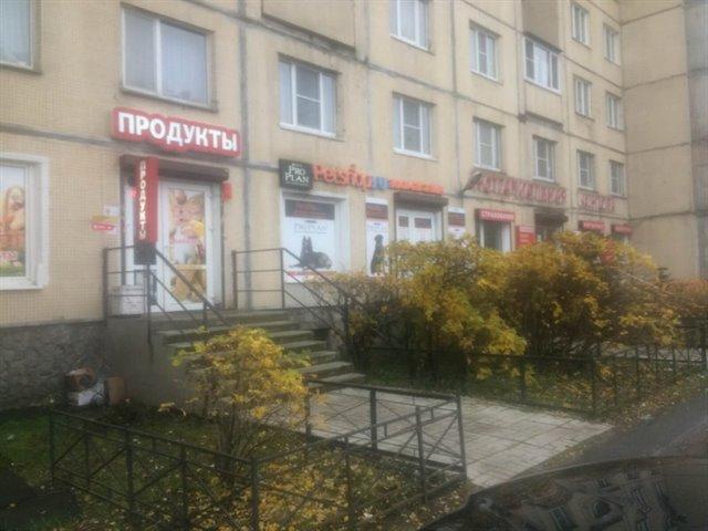 Торговое помещение 55 кв.м., Невский район