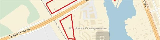 Земельный участок 45229 кв.м., Выборгский район