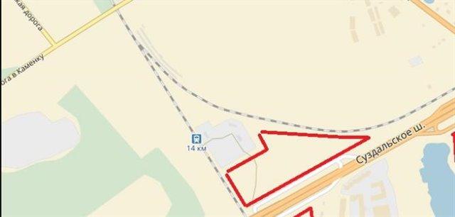 Земельный участок 63273 кв.м., Выборгский район