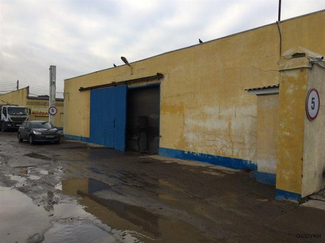 Производственное помещение 750 кв.м., Пушкинский район