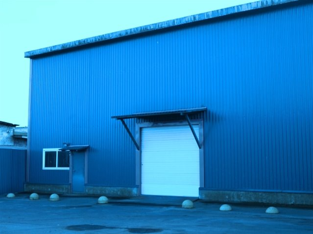Производственное помещение 792 кв.м., Колпинский район