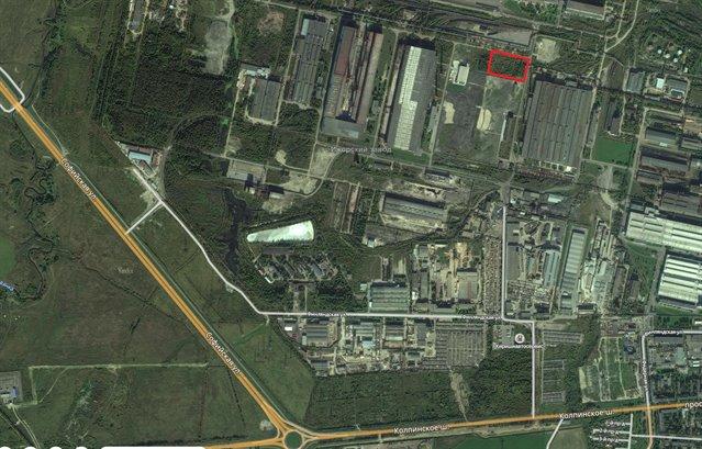 Земельный участок 7200 кв.м., Колпинский район