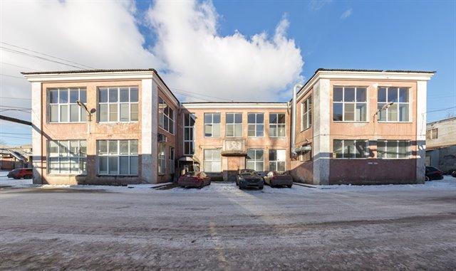Производственное помещение 1650 кв.м., Приморский район