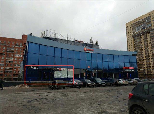 Торговое помещение 115 кв.м., Калининский район