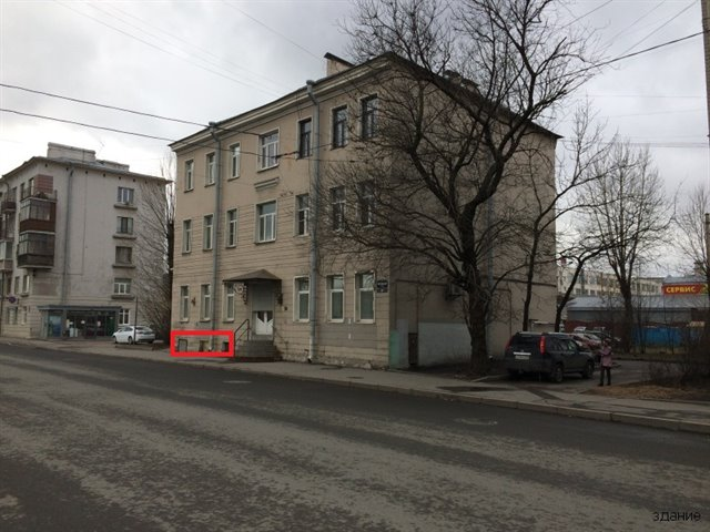 Помещение свободного назначения 99 кв.м., Фрунзенский район