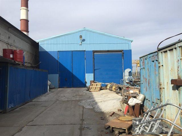 Производственное помещение 830 кв.м., Кировский район