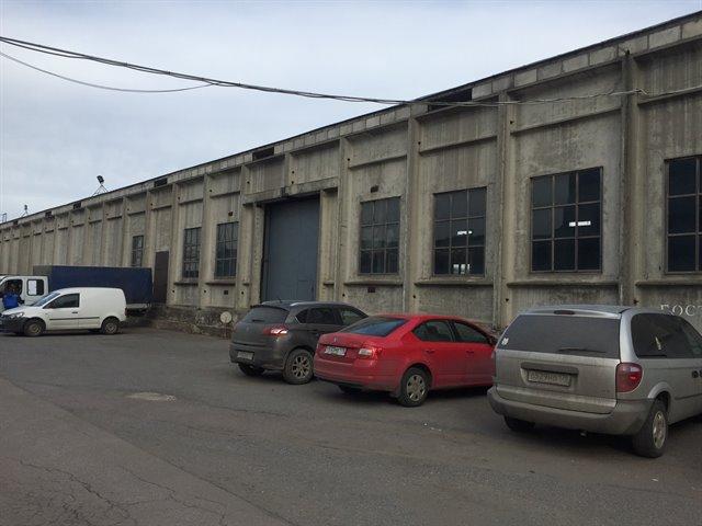 Производственное помещение 800 кв.м., Кировский район
