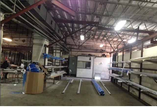 Производственное помещение 1100 кв.м., Красногвардейский район