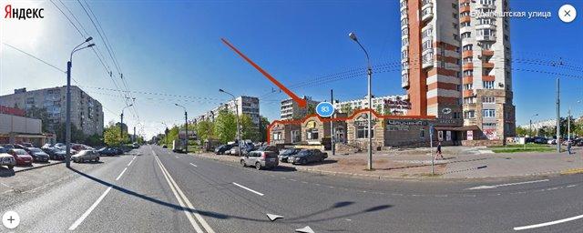 Торговое помещение 522 кв.м., Фрунзенский район