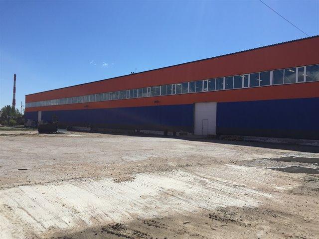 Производственное помещение 1150 кв.м., Всеволожский район ЛО