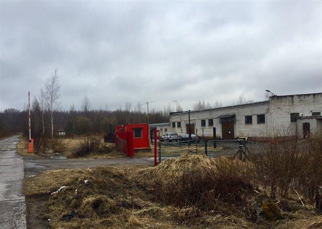 Производственное помещение 1850 кв.м., Ломоносовский район ЛО