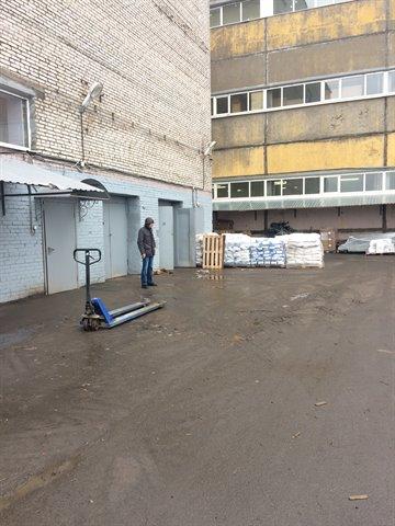 Складское помещение 850 кв.м., Московский район