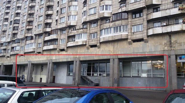 Общепит 570 кв.м., Василеостровский район