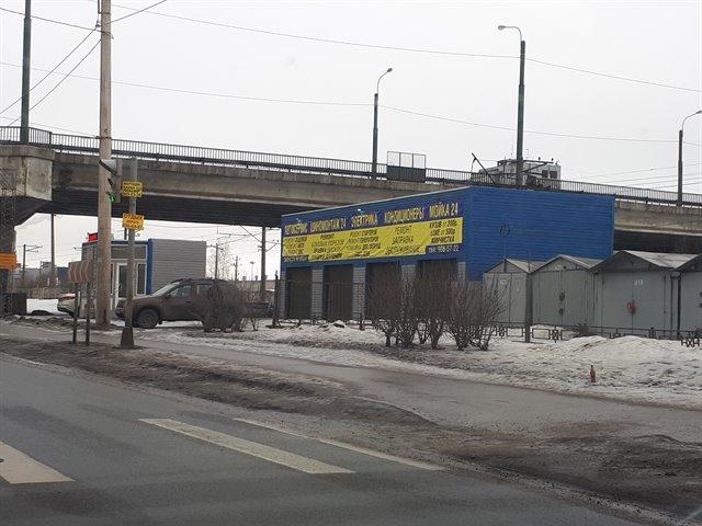 Автосервис 243 кв.м., Выборгский район