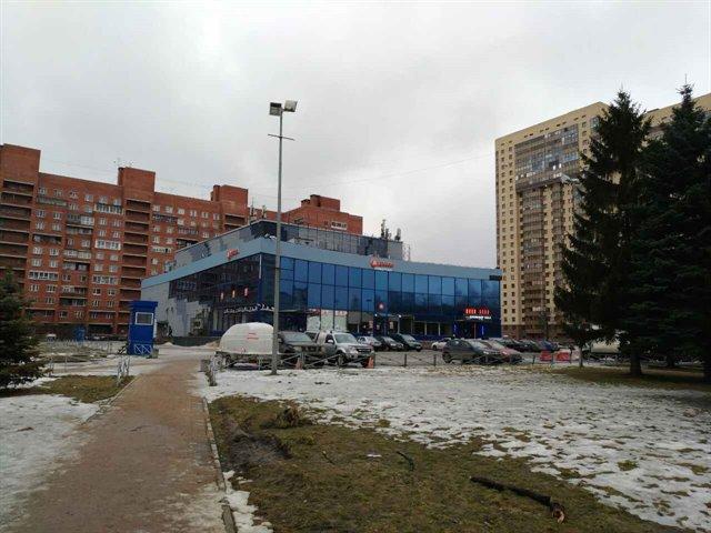 Торговое помещение 640 кв.м., Калининский район