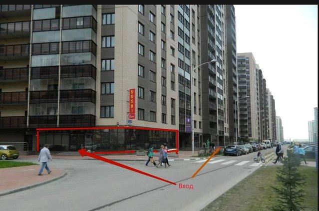 Торговое помещение 300 кв.м., Всеволожский район ЛО