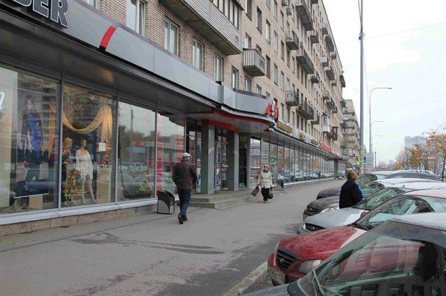 Торговое помещение 199 кв.м., Красносельский район
